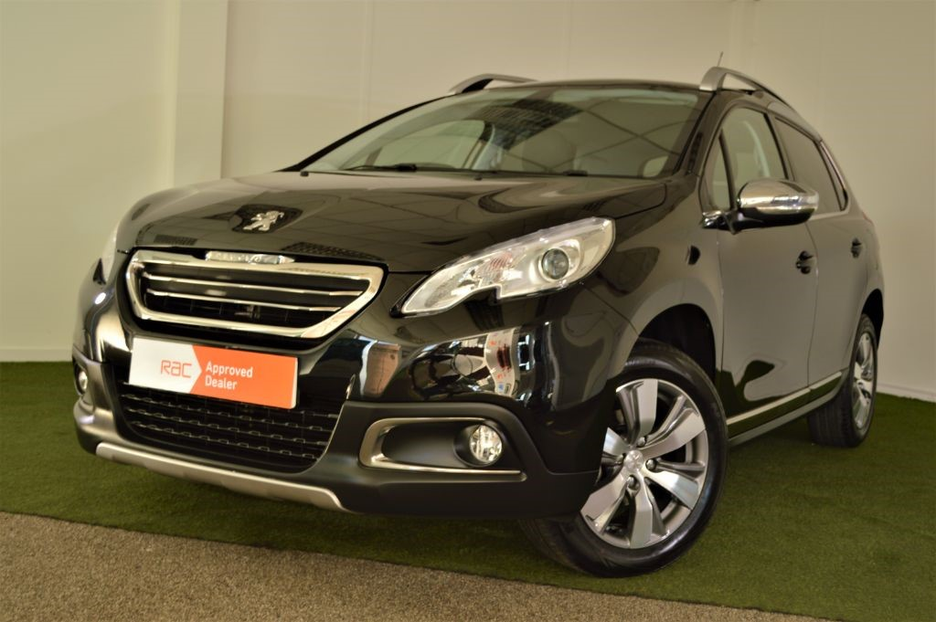 used Peugeot 2008 PureTech ALLURE in bournemouth