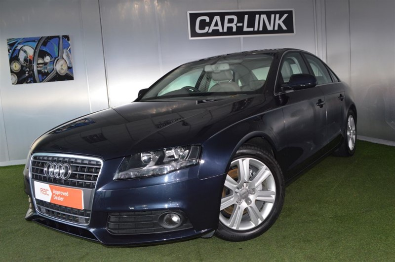 used Audi A4 TDI TECHNIK in bournemouth