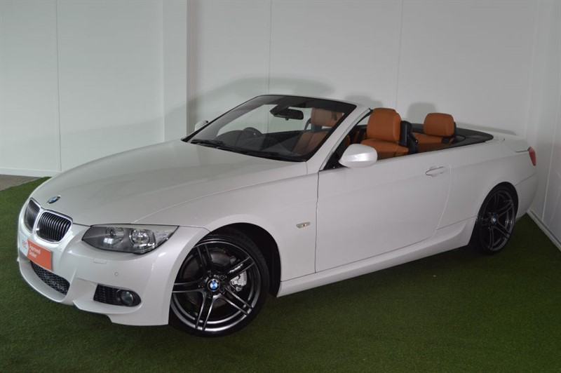 used BMW 330d M SPORT in bournemouth