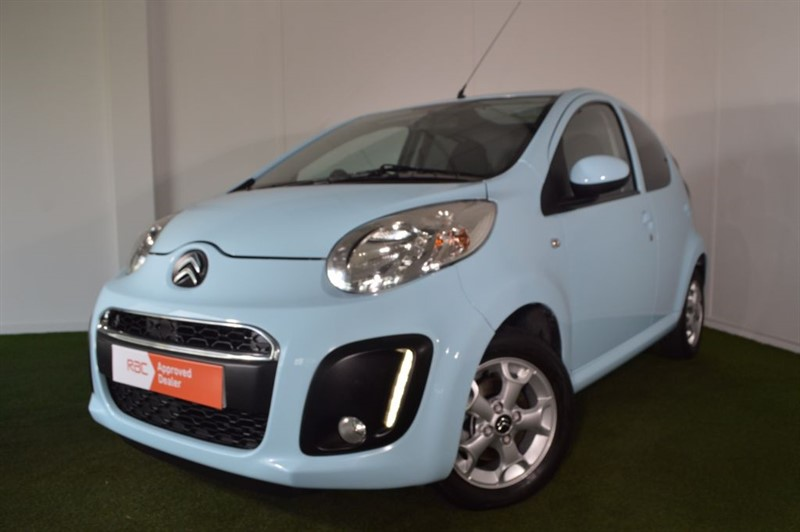used Citroen C1 VTR PLUS in bournemouth
