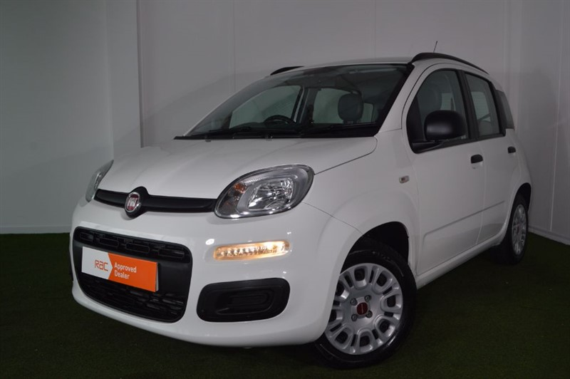 used Fiat Panda EASY in bournemouth