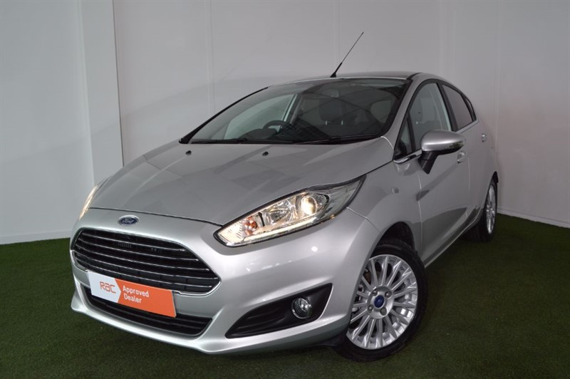 used Ford Fiesta TITANIUM X 1.0 Ecoboost in bournemouth