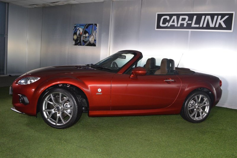 used Mazda MX-5 I VENTURE EDITION in bournemouth