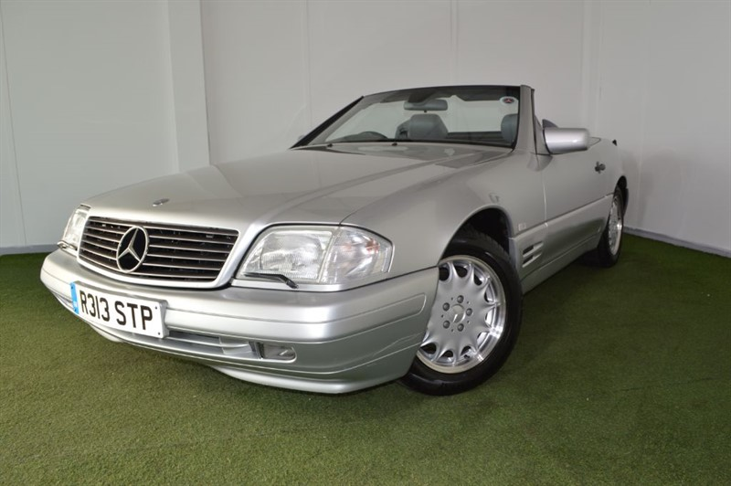 used Mercedes SL SL320 in bournemouth