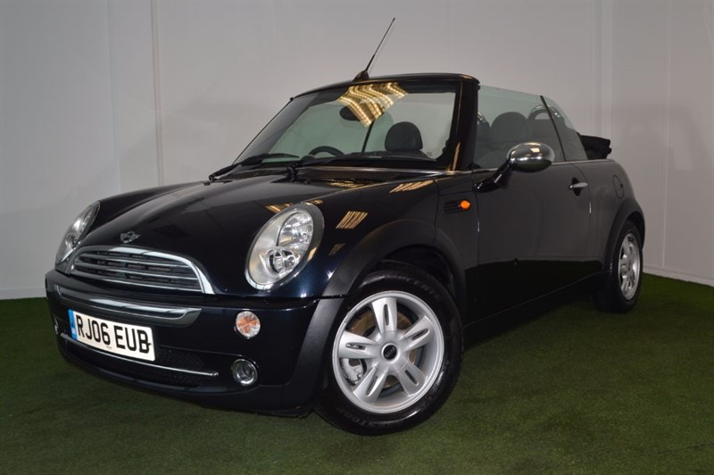 used MINI Convertible ONE in bournemouth