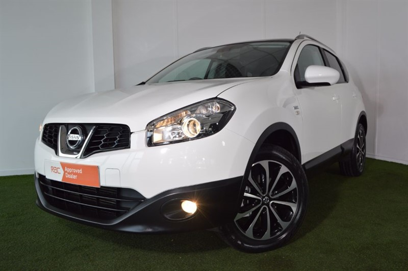 used Nissan Qashqai N-TEC DCI 4WD in bournemouth