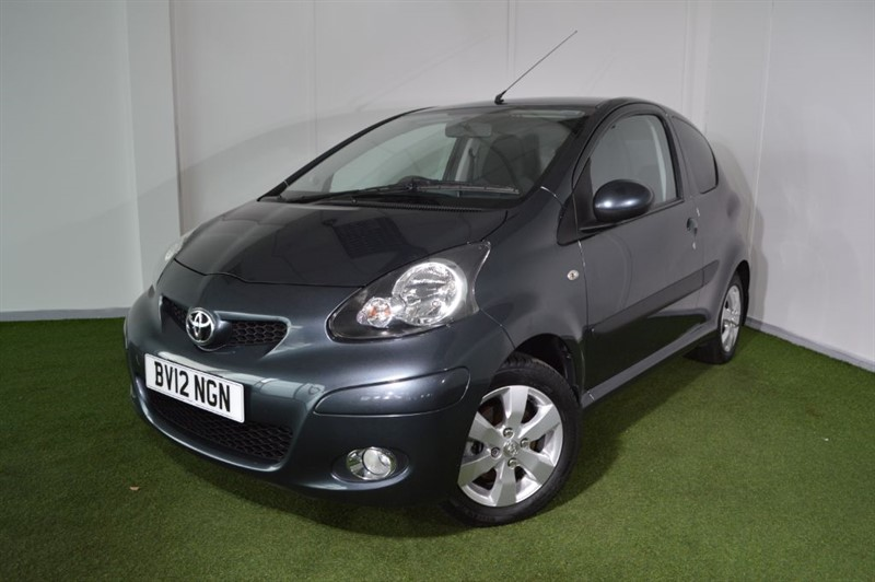 used Toyota Aygo VVT-I GO in bournemouth