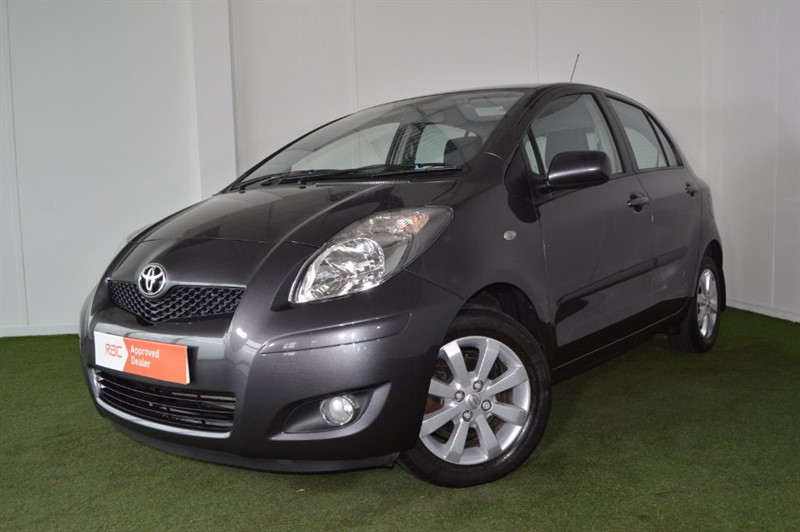 used Toyota Yaris T SPIRIT MM VVT-I in bournemouth