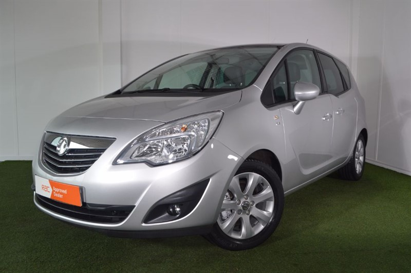 used Vauxhall Meriva SE in bournemouth
