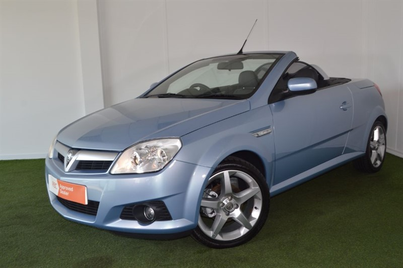 used Vauxhall Tigra EXCLUSIV 16V in bournemouth