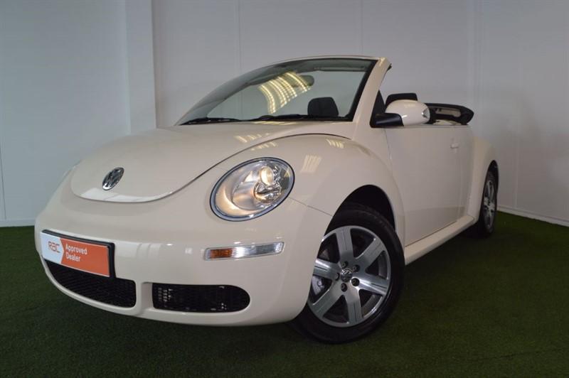 used VW Beetle LUNA 8V in bournemouth