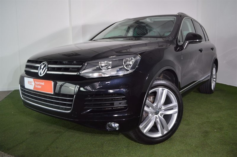 used VW Touareg V6 SE TDI BLUEMOTION TECHNOLOGY in bournemouth