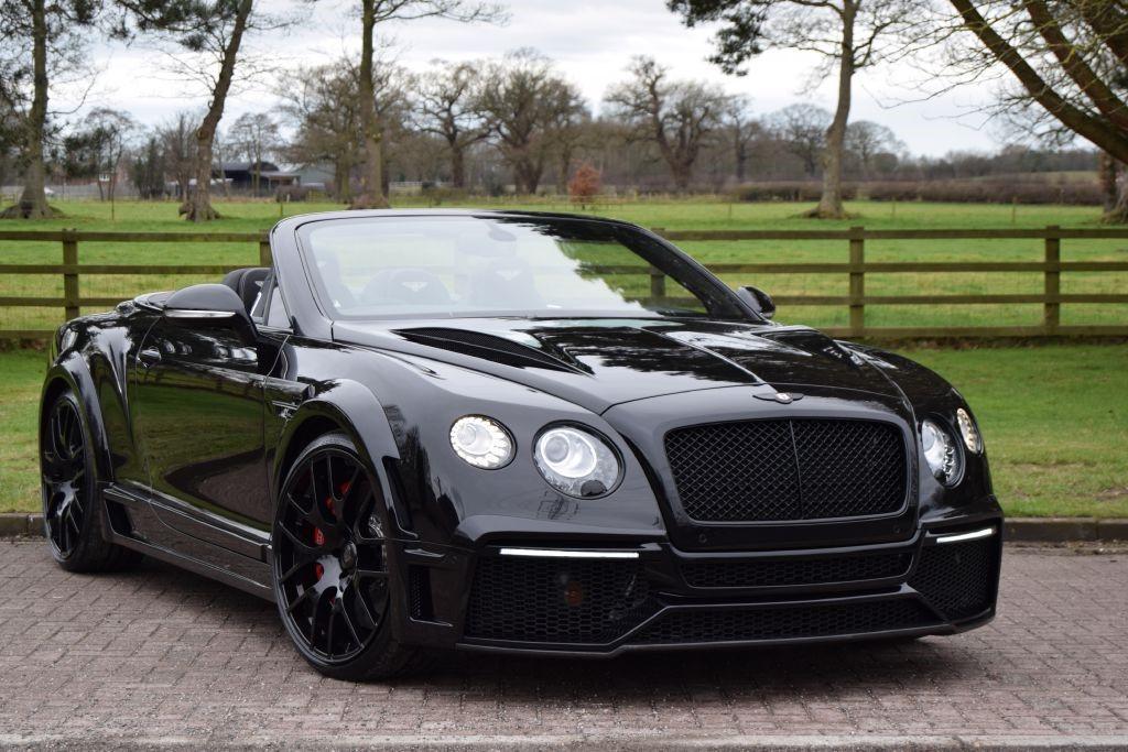 Used Bentley Onyx Concept Gtx700 Series 2 V8s Cheshire