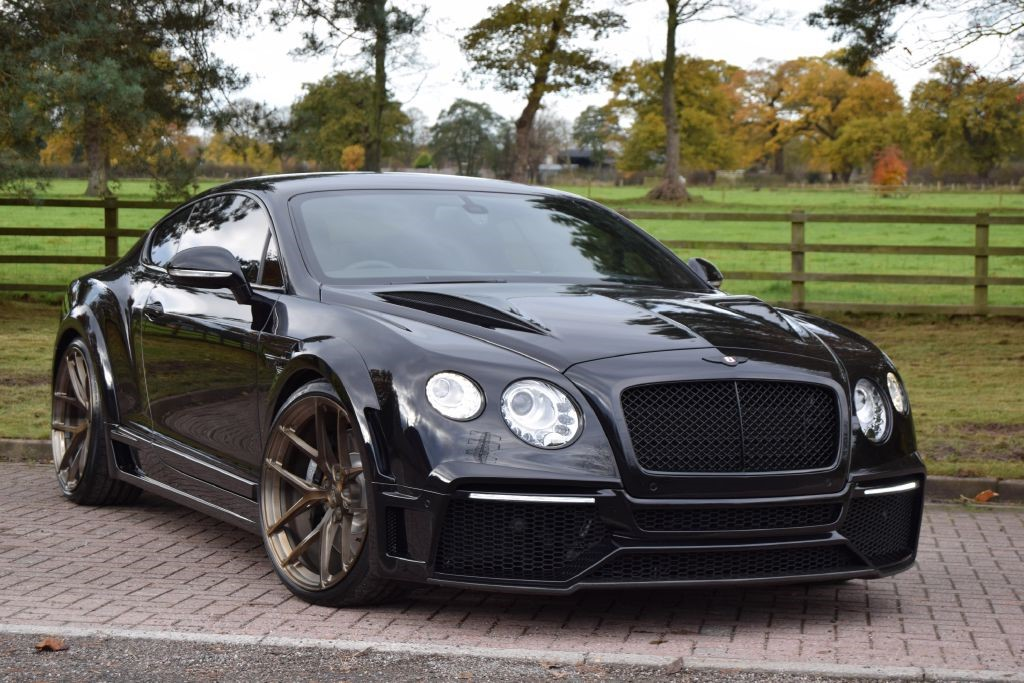 Used Bentley Onyx Concept Gtx700 Series 2 V8 Mulliner