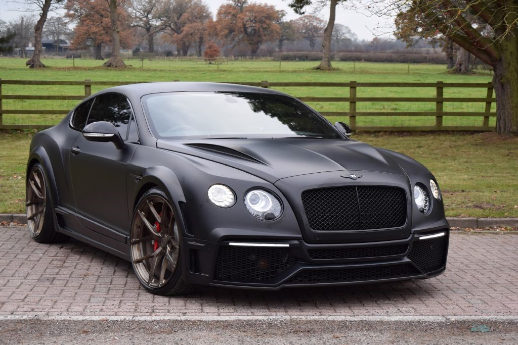 Used Bentley Onyx Concept Gtx700 Series 2 V8s Cheshire