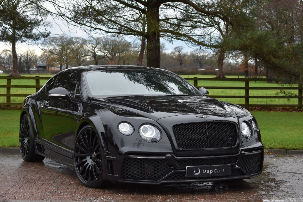 Bentley Unlisted