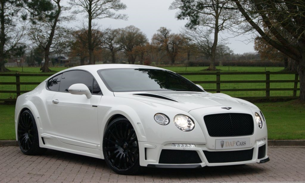 Used Bentley Continental Gt Onyx Gtx V8 Mulliner Cheshire