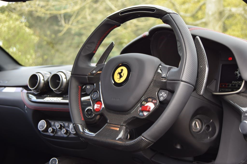 Ferrari Unlisted