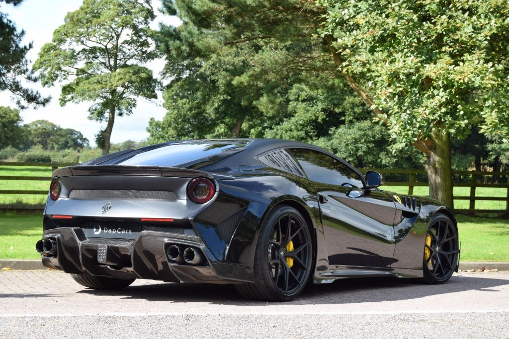 Ferrari Unlisted