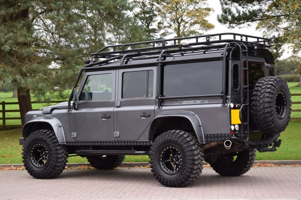 Used Land Rover Urban Truck Ultimate Edition 110 Xs