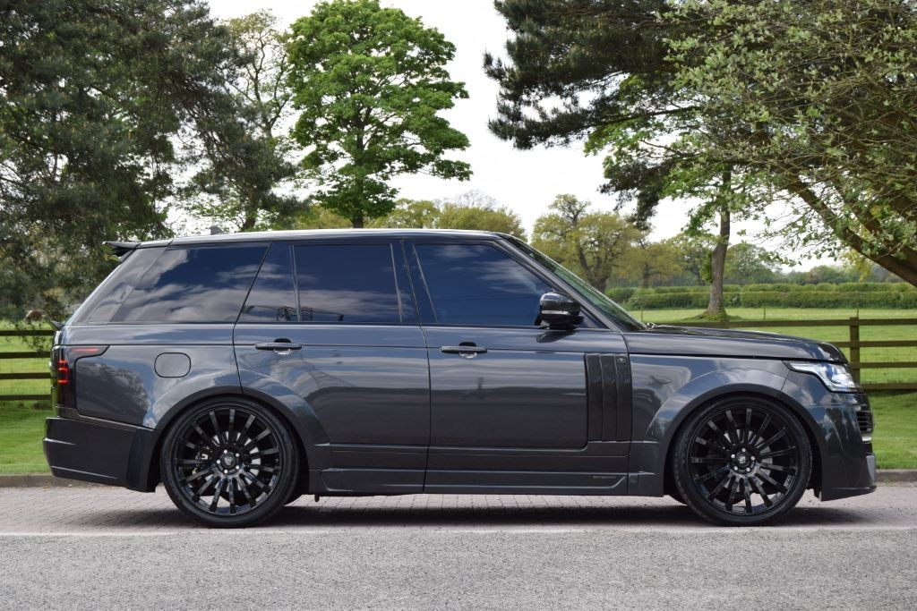Used Land Rover Onyx Concept Aspen Edition Vogue 3 0 Tdv6 Cheshire