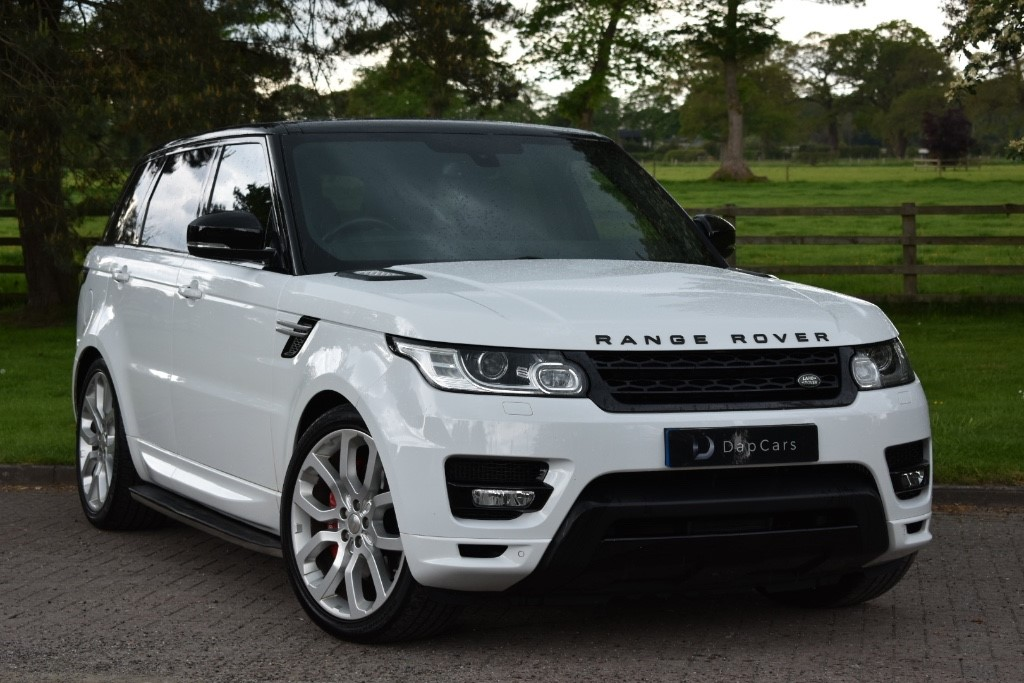 used land rover range rover sport sdv6 hse cheshire. Black Bedroom Furniture Sets. Home Design Ideas