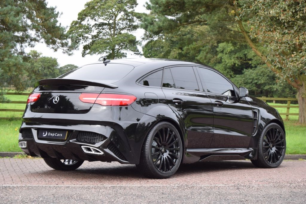 Used Mercedes Onyx Concept G6 Amg 43 Gle Coupe Cheshire