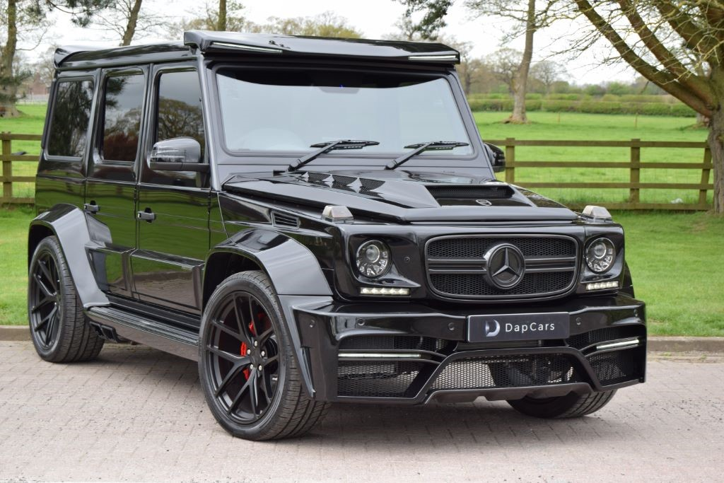 used mercedes onyx concept g7 g63amg 463 edition 5 5 biturbo cheshire. Black Bedroom Furniture Sets. Home Design Ideas