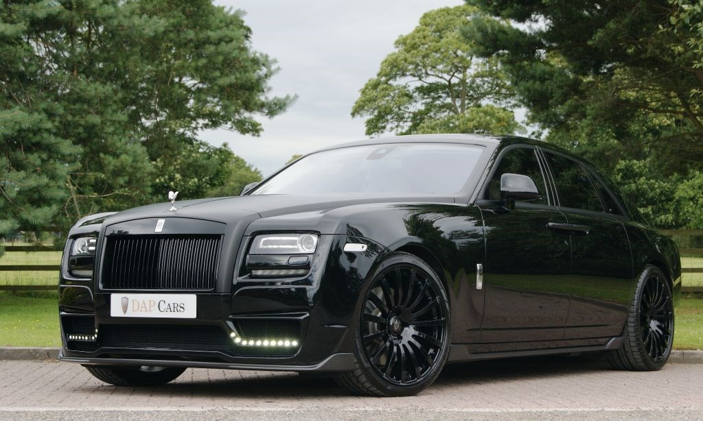 Used Rolls Royce Ghost Onyx Concept St Moritz Cheshire