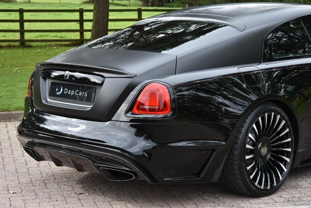 Rolls-Royce Unlisted