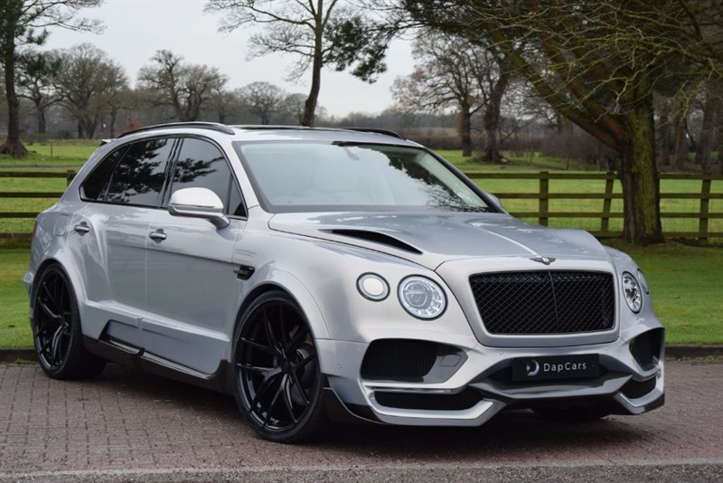 used Bentley  Onyx Concept GTX 4x4 V8D in cheshire