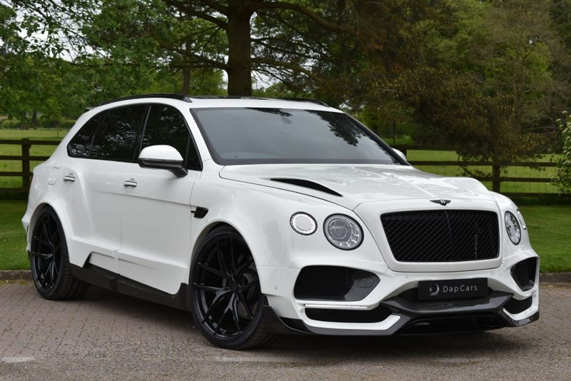 used Bentley  Onyx Concept GTX 4x4 V8 D in cheshire