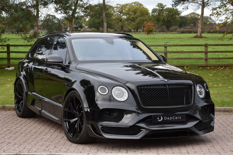 Bentley for sale