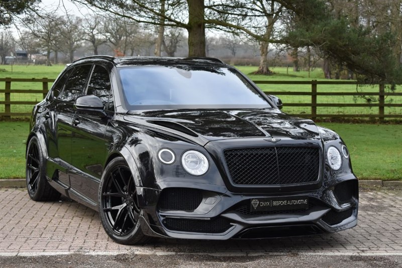 used Bentley  Onyx Concept GTX 4x4 W12 in cheshire