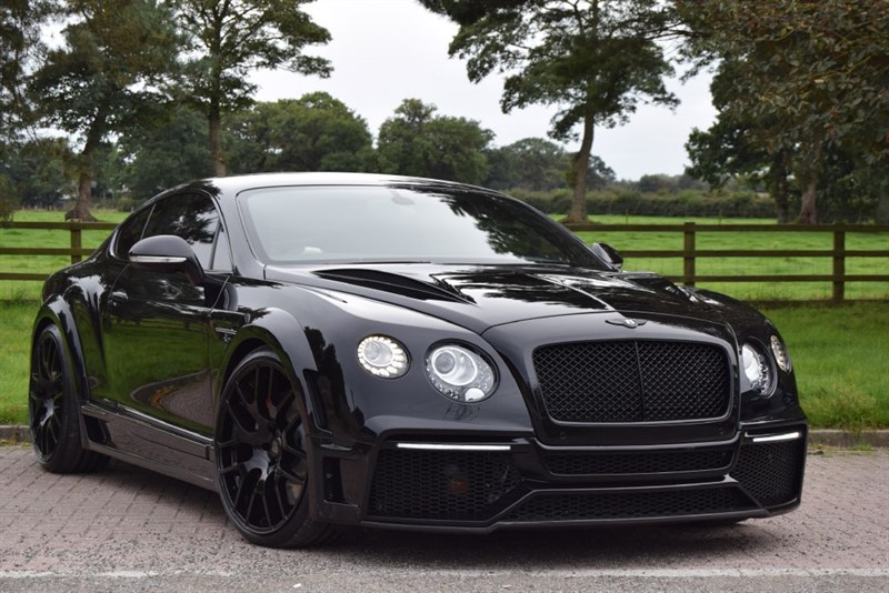 used Bentley  Onyx Concept GTX700 Series 2 V8S in cheshire