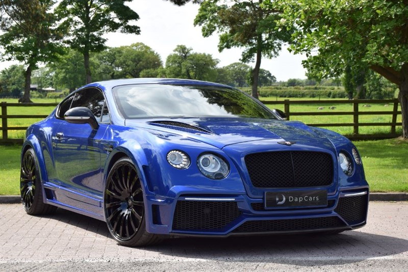 used Bentley  Onyx Concept GTX700 Facelift V8 S in cheshire