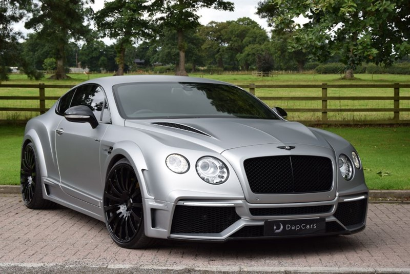 used Bentley  Onyx Concept GTX700 Series 2 V8 Mulliner in cheshire