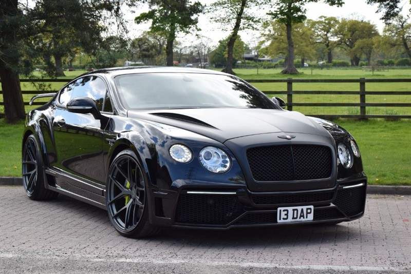 used Bentley  Onyx Concept GTX800 in cheshire