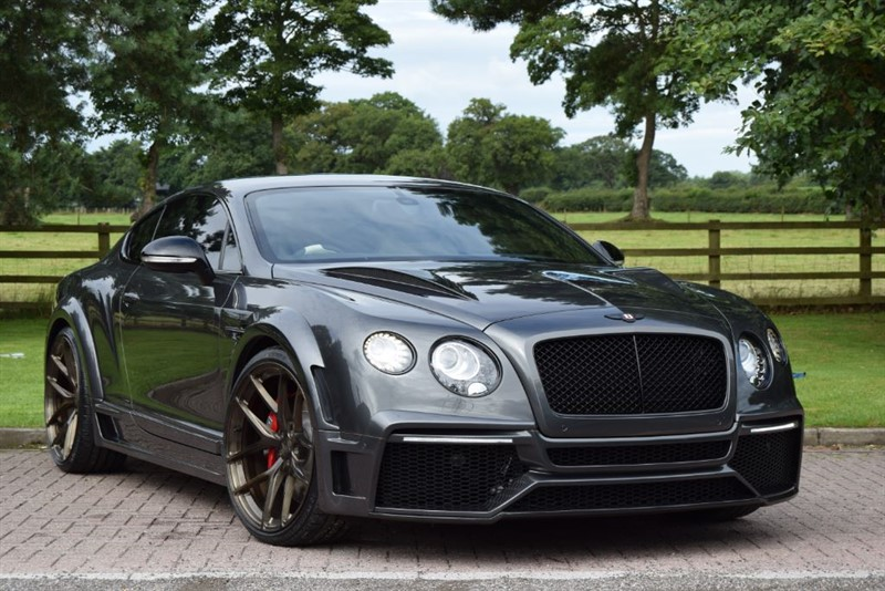 used Bentley  Onyx Concept GTX700 V8S in cheshire