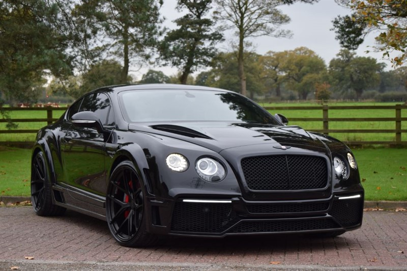 used Bentley  Onyx Concept GTX700 V8 Mulliner in cheshire