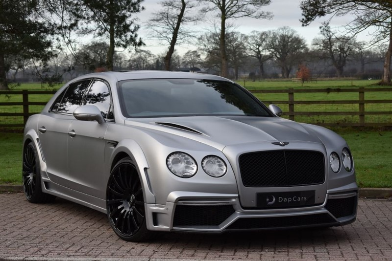 used Bentley  Onyx Concept GTX700-4 Flying Spur W12 in cheshire