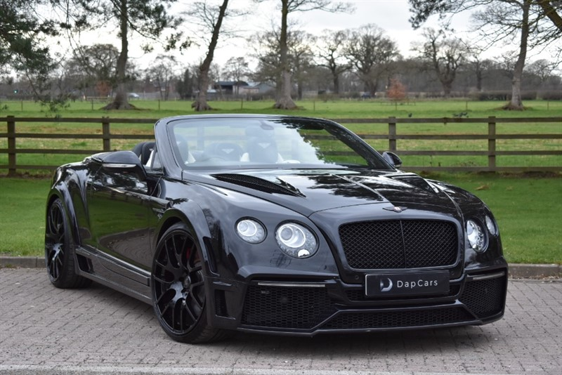 used Bentley  Onyx Concept GTX700 V8S GTC in cheshire