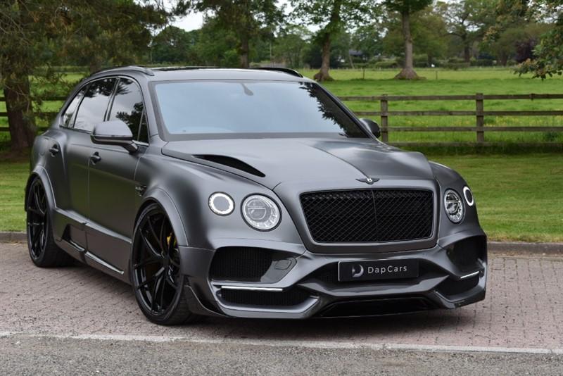 used Bentley  Onyx Concept GTX 4x4 W12 in cheshire