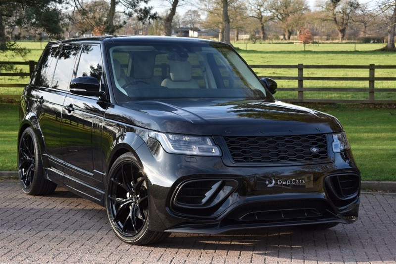 used Land Rover  Onyx Concept Aspen Vogue 3.0 TDV6 in cheshire
