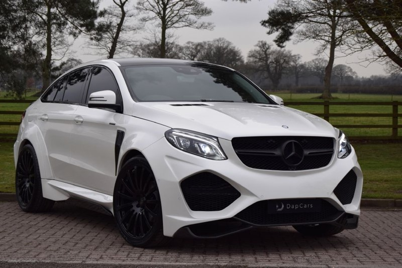 used Mercedes  Onyx Concept G6 GLE350 AMG Line in cheshire