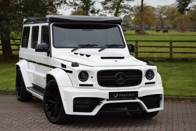 used Mercedes  Onyx Concept G7 G63AMG 5.5 BiTurbo in cheshire