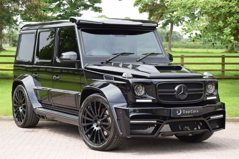 used Mercedes  Onyx Concept G7 G63AMG 463 Edition in cheshire