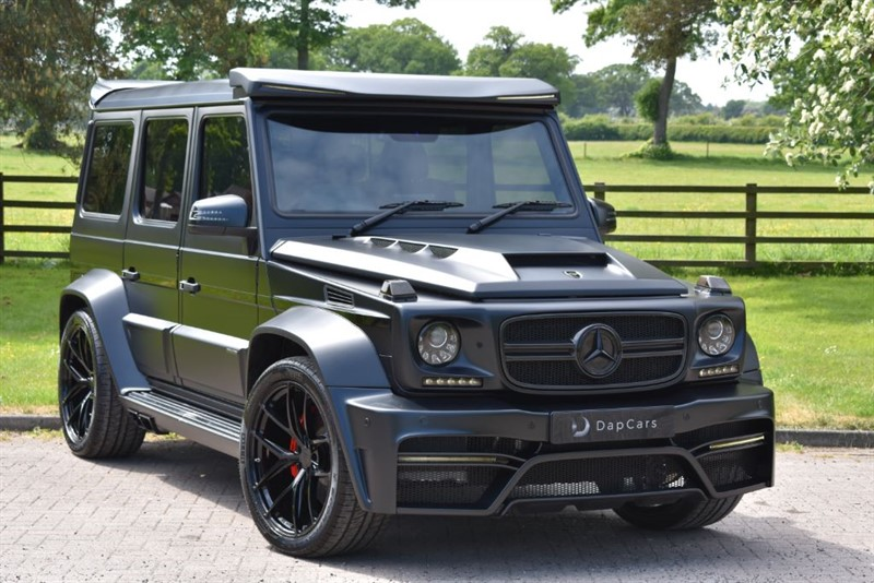 used Mercedes  Onyx Concept G7 G63AMG in cheshire