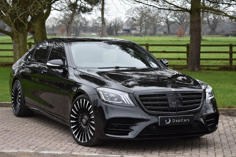 used Mercedes S350L AMG Line Premium Plus Tailored By Onyx in cheshire