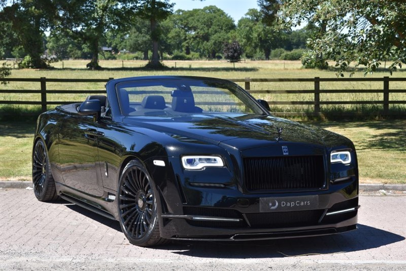 used Rolls-Royce  Onyx Concept Dawn in cheshire